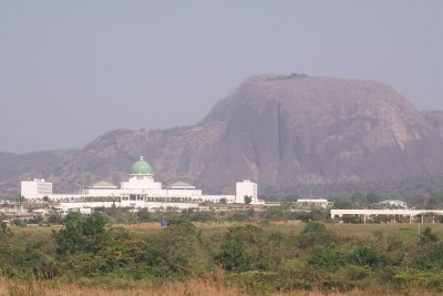 National Assembly, Abuja.