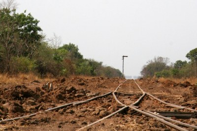 The Nigerian railway renovation project contracted by a Chinese company.