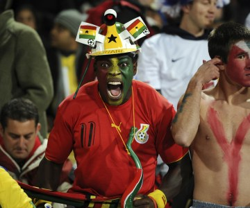 Ghana's Road to World Cup Quarter-Finals