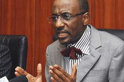 Former Central Bank governor, Sanusi Lamido