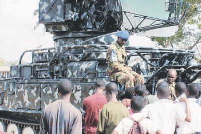 One of the scandals the cable referred to involved the sale of an overpriced radar system to the Tanzania government by Britain's largest arms company, BAE.