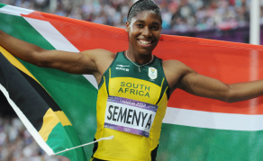 South Africa's Semenya Shatters 600m Record in Berlin