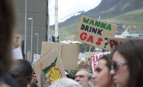 South Africa Gives Green Light for Shale Gas Fracking
