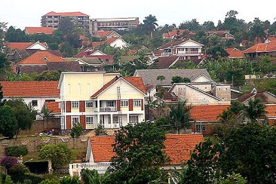 Bungalows to be outlawed in Kampala to promote high density 10 storey buildings