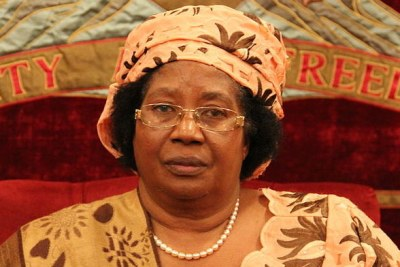 The strike has increased pressure on President Joyce Banda (File Photo)