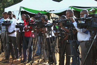 The government has assured journalists that it will not accent to the controversial media bill (file photo).