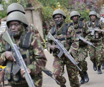 President Declares Kenya Mall Siege Over