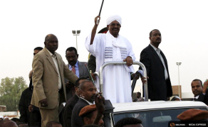 Sudan President on State Visit to Russia