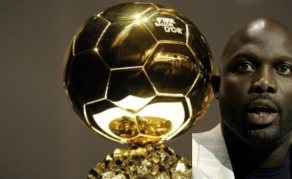 Could Former Ballon d'Or Winner Weah Become Liberia's President?