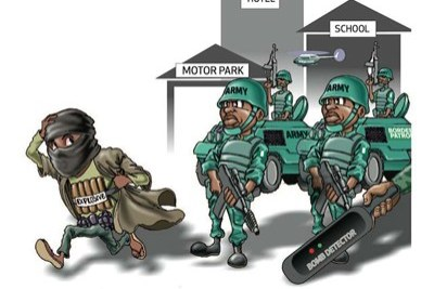 Security, Terrorism, Army Nigeria
