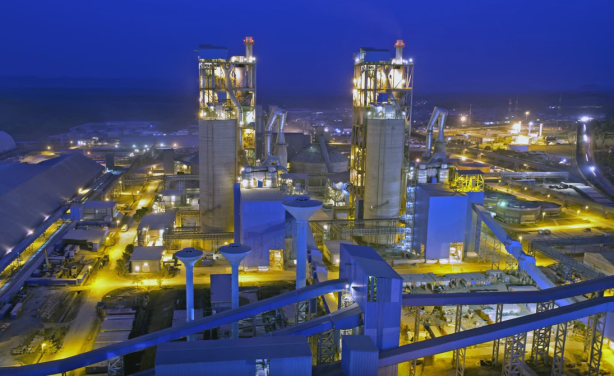 World S Largest Cement Plant : Take a peek inside dangote s largest cement plant in