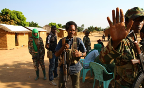 UN Renews Arms Embargo on Central African Republic