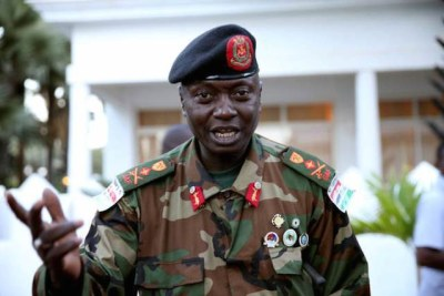 Gambia's army chief, General-Ousman-Badjie, had earlier been quoted as saying that his men will not fight the Senegalese.