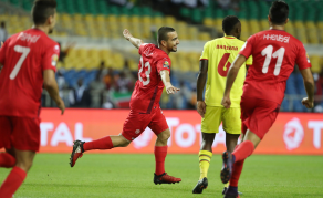 Carthage Eagles Swoop on Warriors, Oust Algeria