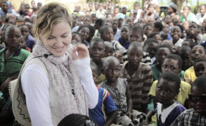 How Madonna Adopted Malawian Children