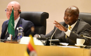 Ugandan President Pushes for Unity Against Lord's Resistance Army