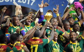 Cameroon Beats Egypt To Lift #AFCON2017 Title