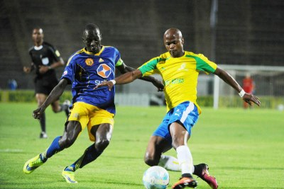 Mamelodi Sundowns V Kampala City