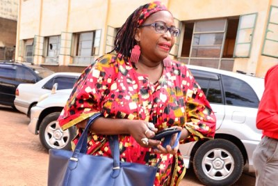 Stella Nyanzi (file photo).