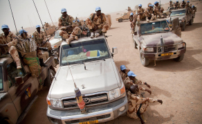 UN Forces Attacked in Mali