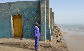 Senegal's Crumbling Coast May Prompt Move to Safer Ground