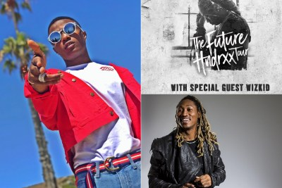 Wizkid to join Future's tour.