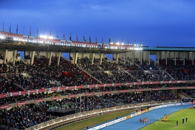 Kenyans broke attendance record in International Association of Athletics Federations.