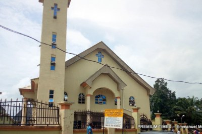 St Philips Catholic Church in Anambra State.