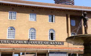 Stop Discussing Poll Petition Case, Kenyans Told