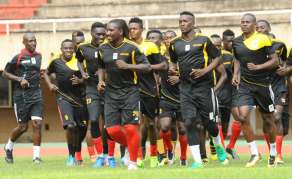 For Uganda Cranes, Beating Egypt is Key to World Cup Dream