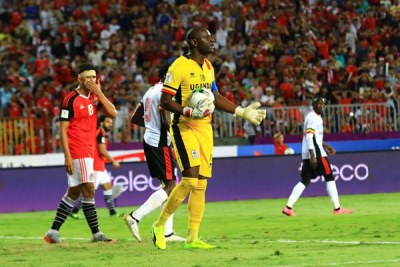 Denis Onyango conceded for the first time in four World Cup qualifying games and says Cranes must work hard to get points off Ghana next month.