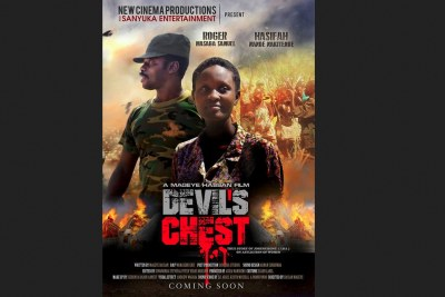 Devil's Chest rule Uganda film awards.