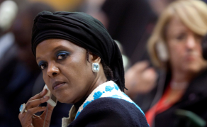 Zimbabwe Court Sets Free Grace Mugabe 'Used Underwear' Journalist