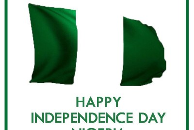 Nigeria's independence.