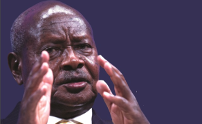 Ugandan President Explains Why He Needs More Time
