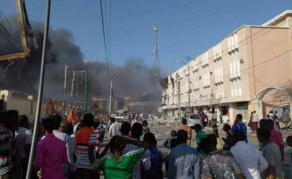 Hundreds Die in Somali Attacks
