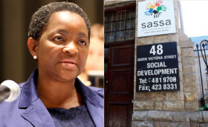 South African Minister, Social Security Agency Dodge Parliament