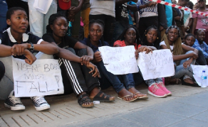 Namibia Students Threaten Nationwide Shutdown
