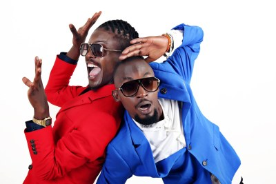 Radio and Weasel.