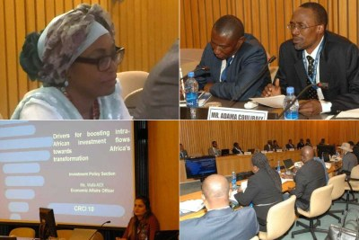 Expert Group Meeting preceding UNECA's Tenth Session of the Committee on Regional Cooperation and integration.
