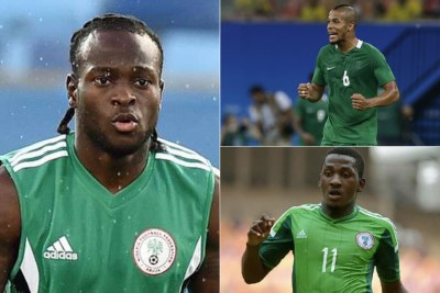 Moses, Ekong, Ajayi Make CAF Player of the Year Shortlist.