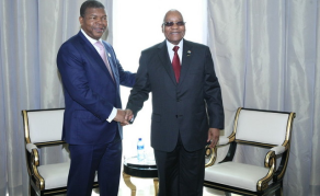 Angola's New President in South Africa to Seek Closer Ties