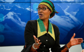 UK Parliamentary Committee Grills Oxfam's Winnie Byanyima