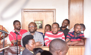 Red Pepper Editors Denied Bail in Ugandan Court