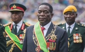 Mnangagwa Talks Polls Amid Reports of Zimbabwe Army Deployment