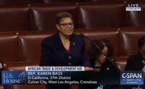 African Trade Legislation Passes U.S. House by Unanimous Vote