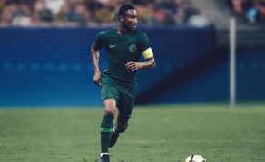 Nigeria's Super Eagles Receive World Cup 2018 Kit