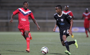 Namibia: Orlando Pirates Hold African Stars to Goalless Draw