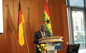 Ghana Backs Germany for Permanent U.N. Security Council Seat