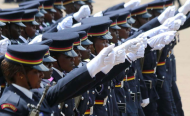 Mass Exodus at Kenya Police After Pay Cuts